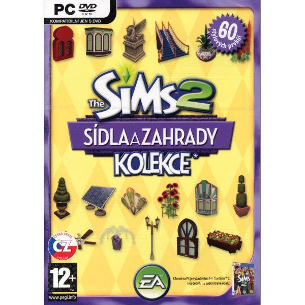 The Sims 2: Sídla a záhrady CZ