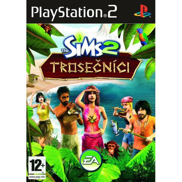 The Sims 2: Stroskotanci