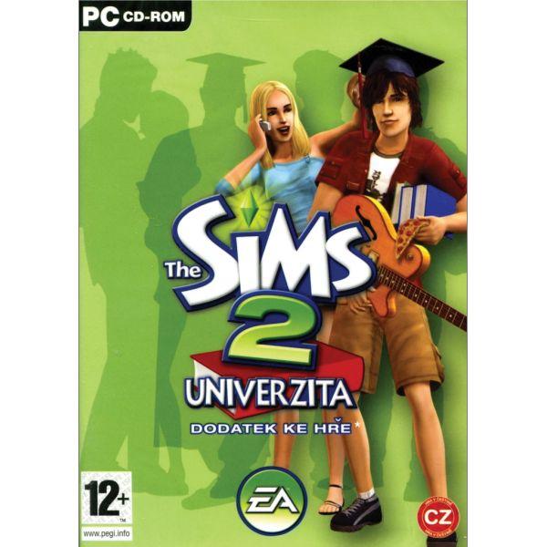 The Sims 2: Univerzita CZ