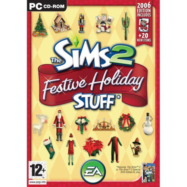 The Sims 2: Veselé Vianoce CZ