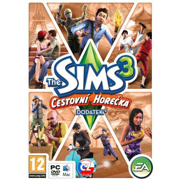 The Sims 3: Cestovná horúčka CZ