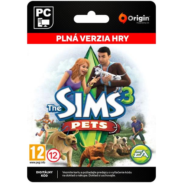 The Sims 3: Domáci maznáčikovia CZ [Origin]