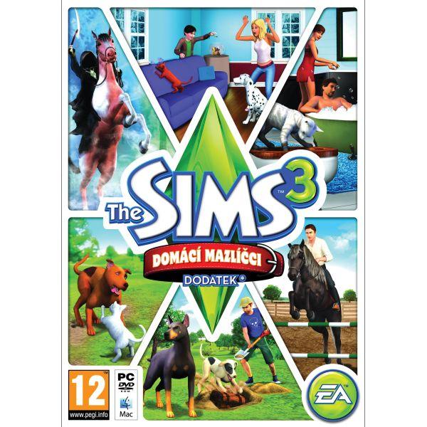 The Sims 3: Domáci maznáèikovia CZ