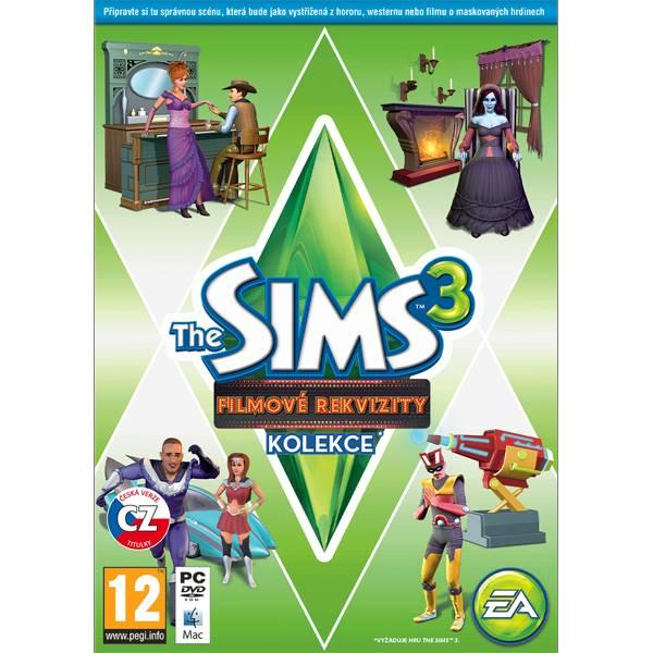 The Sims 3: Filmové rekvizity CZ