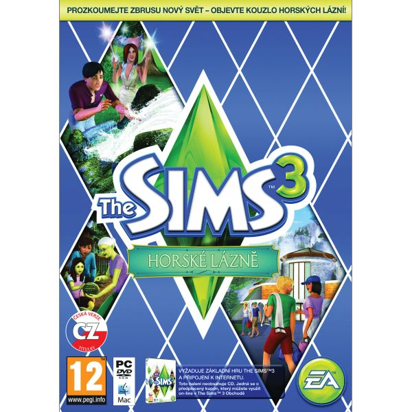 The Sims 3: Horsk� k�pele CZ