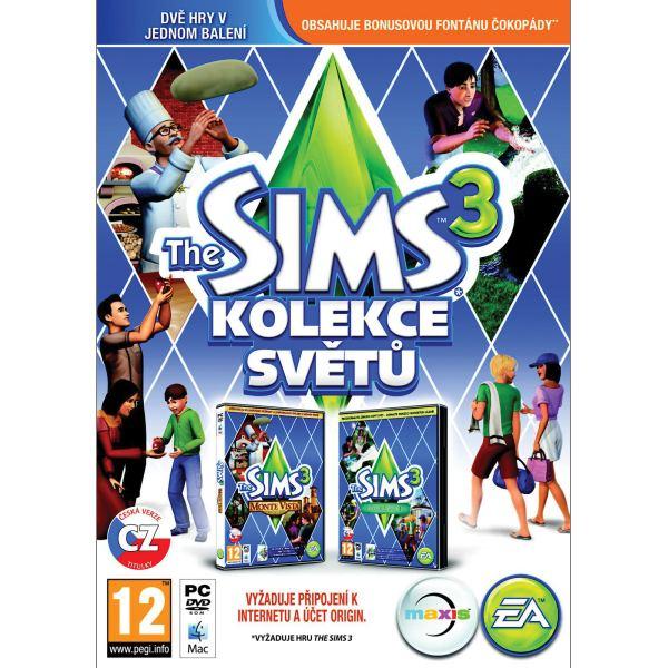 The Sims 3: Kolekcia svetov CZ