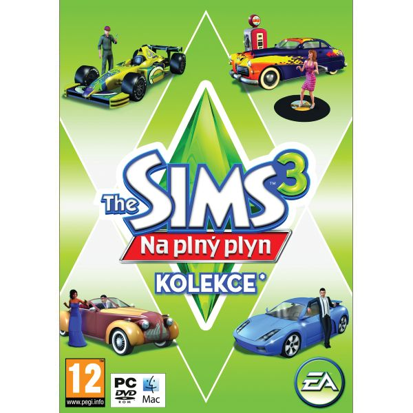 The Sims 3: Na pln� plyn CZ