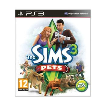 The Sims 3: Pets [PS3] - BAZ�R (pou�it� tovar)