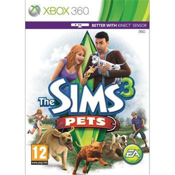 The Sims 3: Pets [XBOX 360] - BAZÁR (použitý tovar)