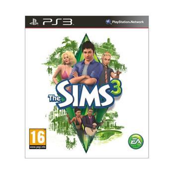 The Sims 3 [PS3] - BAZÁR (použitý tovar)