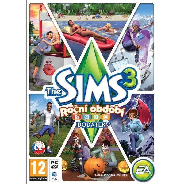 The Sims 3: Ročné obdobia CZ