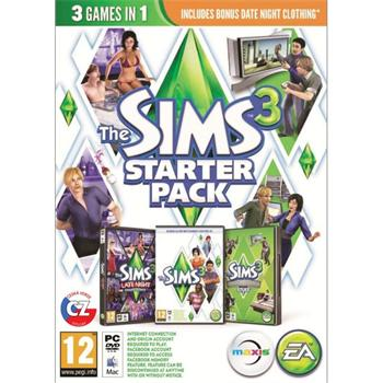 The Sims 3 Starter Pack CZ