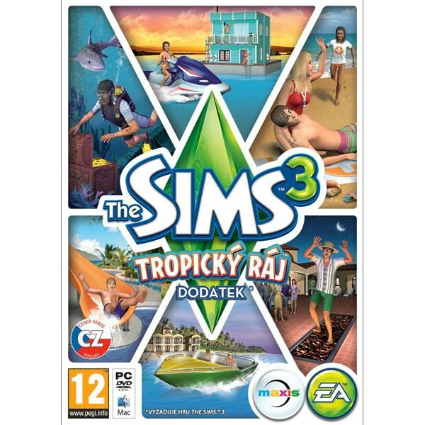 The Sims 3: Tropický raj CZ