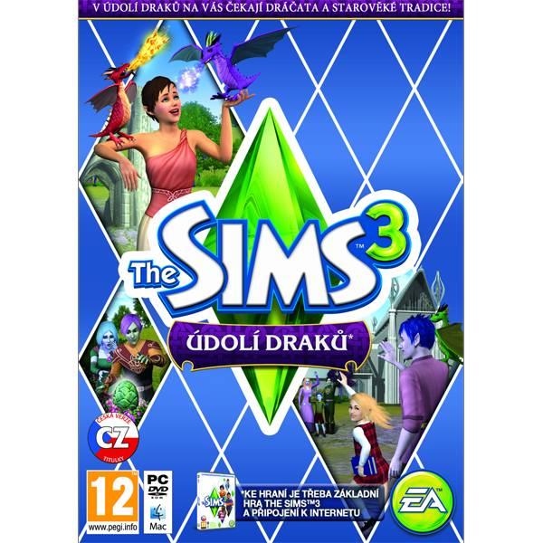 The Sims 3: Údolie drakov CZ