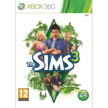 The Sims 3 - XBOX 360- BAZÁR (použitý tovar)
