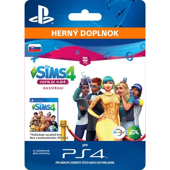 The Sims 4: Cesta ku sláve (SK)
