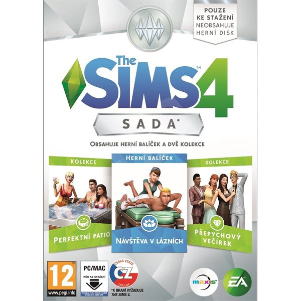 The Sims 4 CZ Bundle #1