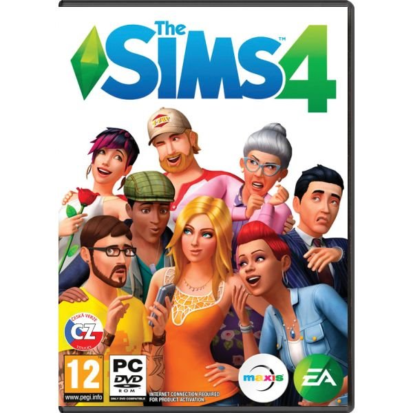 The Sims 4 CZ