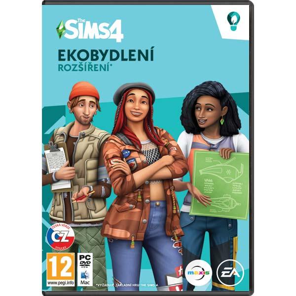 The Sims 4: Ekobývanie CZ PC