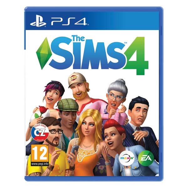 The Sims 4 [PS4] - BAZÁR (použitý tovar)