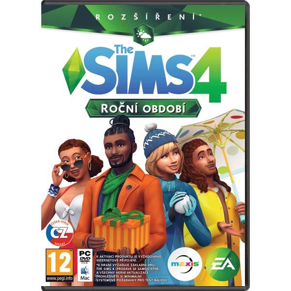 The Sims 4: Ročné obdobia CZ PC