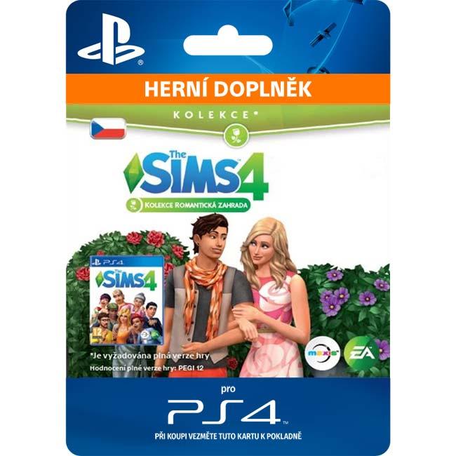 The Sims 4: Romantická Záhrada (CZ)