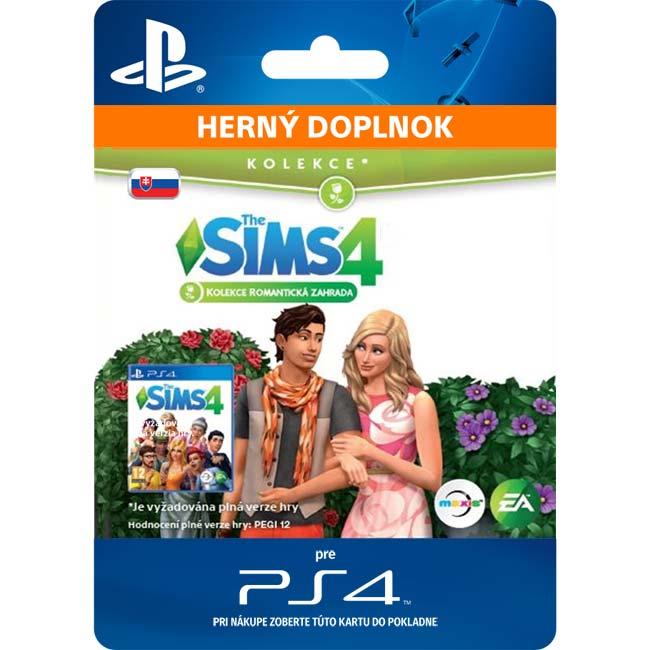 The Sims 4: Romantická Záhrada (SK)
