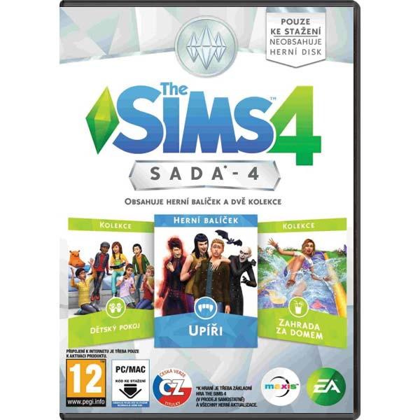 The Sims 4: Sada 4 CZ