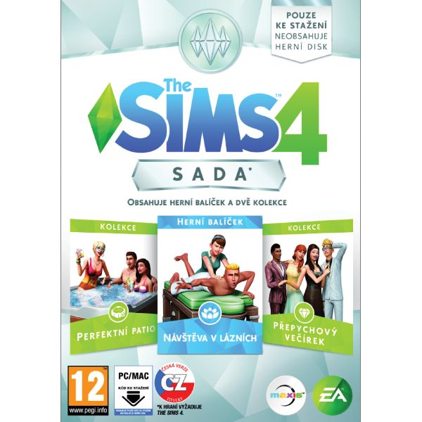 The Sims 4: Sada CZ