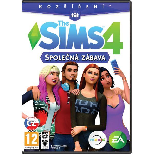 The Sims 4: Spoloèná zábava CZ