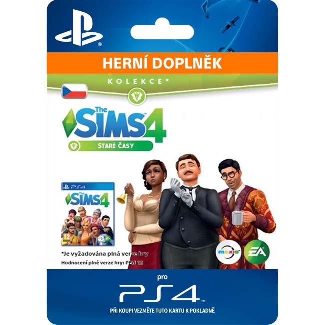 The Sims 4: Staré Časy (CZ)