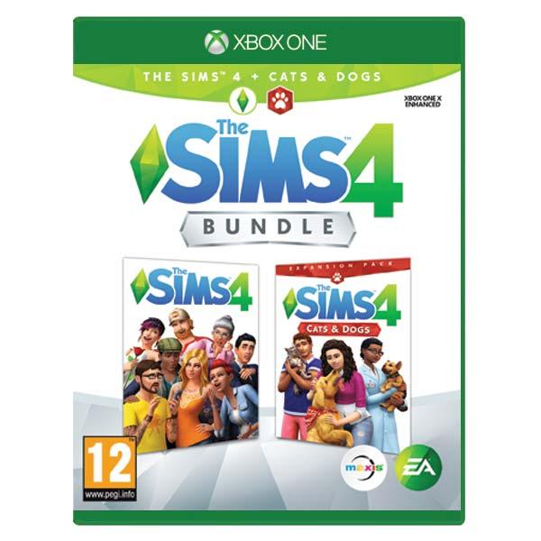 The Sims 4 The Sims 4 Psi a kočky