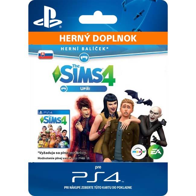The Sims 4: Upíri (SK)