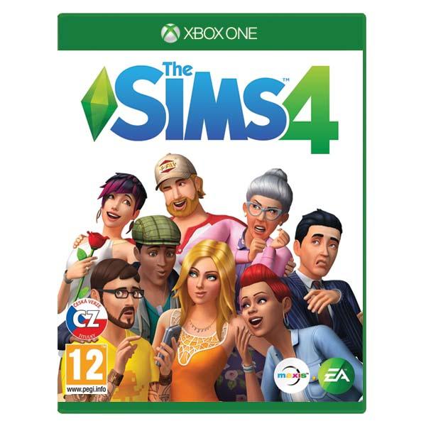 The Sims 4 [XBOX ONE] - BAZÁR (použitý tovar)