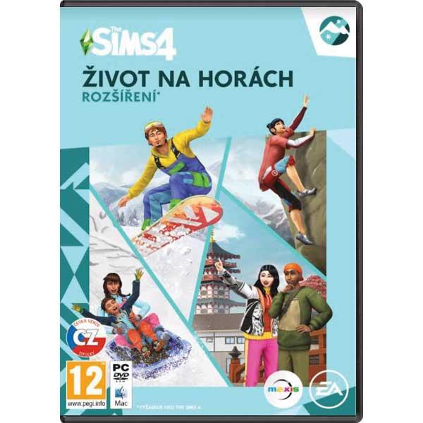 The Sims 4: Život na horách CZ PC
