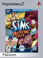 The Sims: Bustin' Out [PS2] - BAZÁR (použitý tovar)