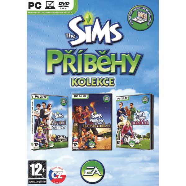 The Sims: Príbehy CZ (Kolekcia) PC