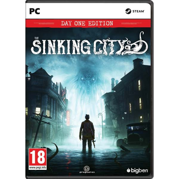 The Sinking City (Day One Edition) PC