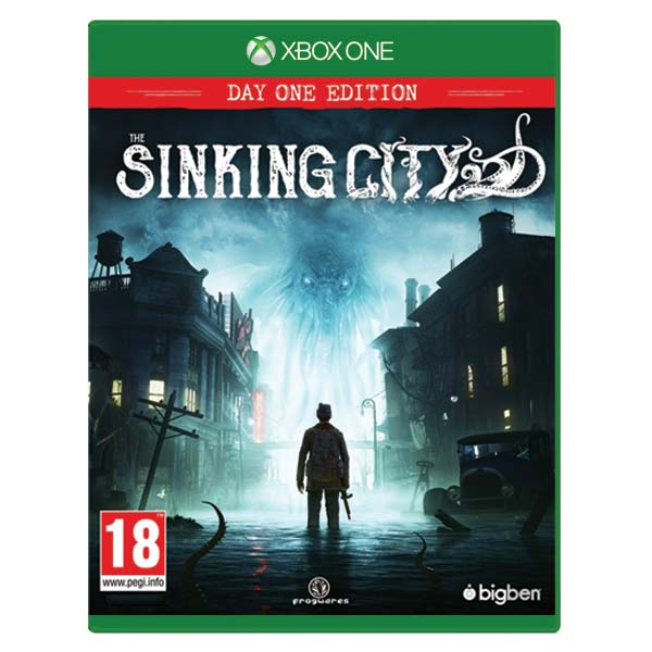 The Sinking City (Day One Edition) XBOX ONE