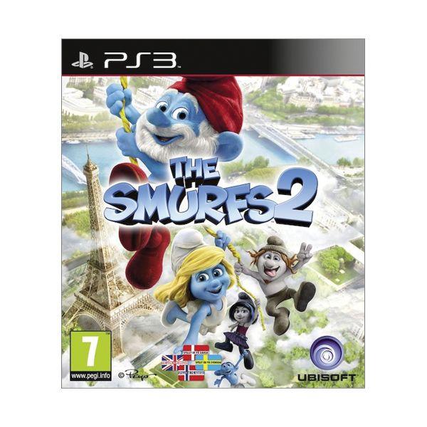 The Smurfs 2 [PS3] - BAZÁR (použitý tovar)
