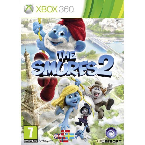 The Smurfs 2 XBOX 360 - BAZÁR (použitý tovar)