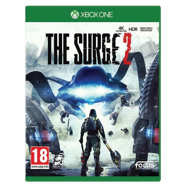 The Surge 2 [XBOX ONE] - BAZÁR (použitý tovar)