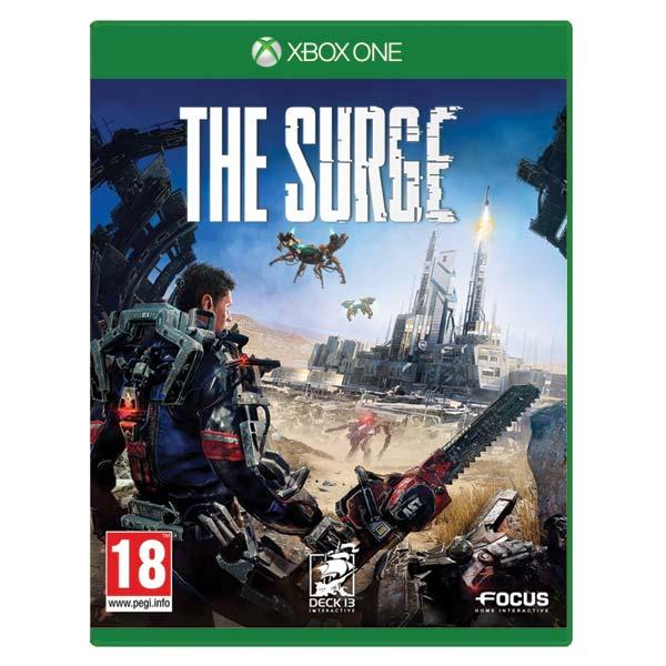 The Surge [XBOX ONE] - BAZÁR (použitý tovar)