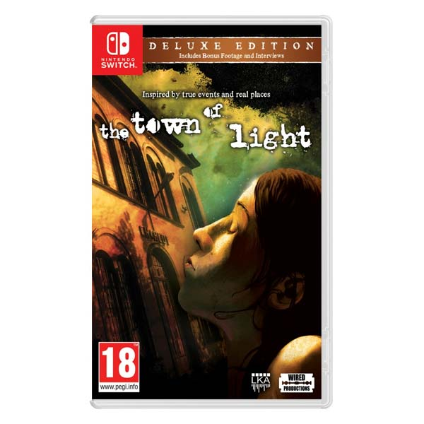 The Town of Light (Deluxe Edition) NSW