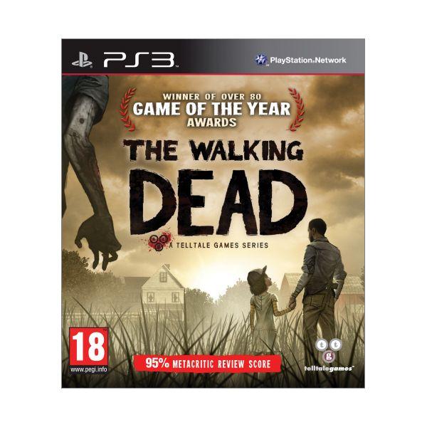 The Walking Dead: A Telltale Games Series [PS3] - BAZÁR (použitý tovar)