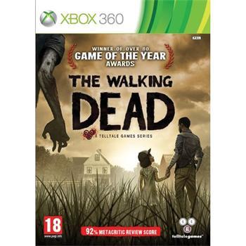 The Walking Dead: A Telltale Games Series [XBOX 360] - BAZÁR (použitý tovar)
