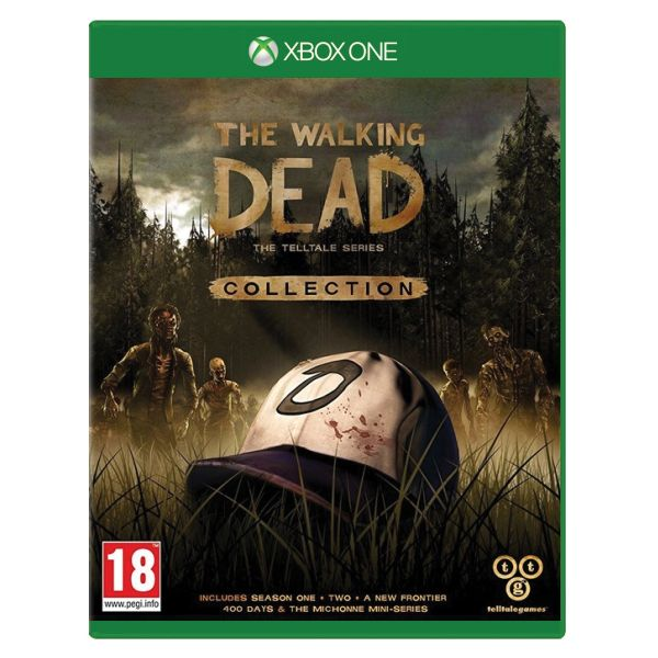 The Walking Dead Collection: The Telltale Series XBOX ONE
