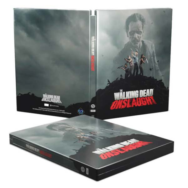 The Walking Dead: Onslaught VR (Steelbook Edition)
