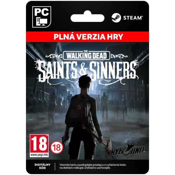 The Walking Dead: Saints & Sinners [Steam]