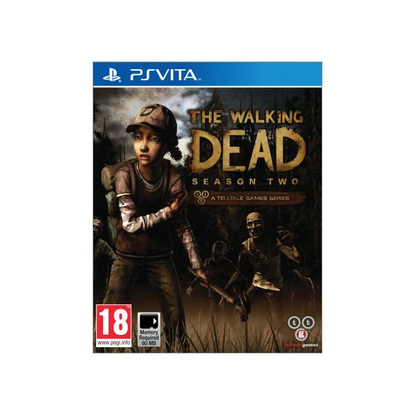 The Walking Dead Season Two: A Telltale Games Series